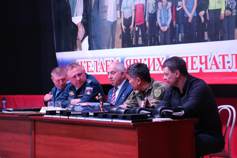 Пыхалов Данила занял II место на межрегиональном турнире по боксу