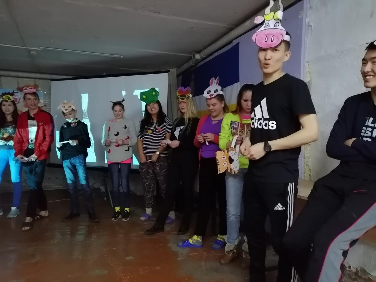 Празднование Белого месяца «Сагаалган» в стенах студенческого общежития