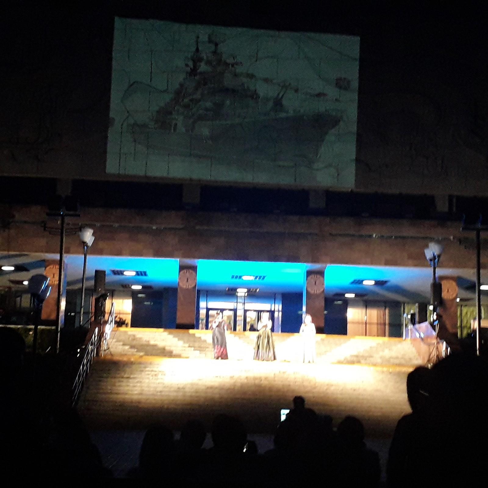 Концерт «Алдар — корвет и человек»