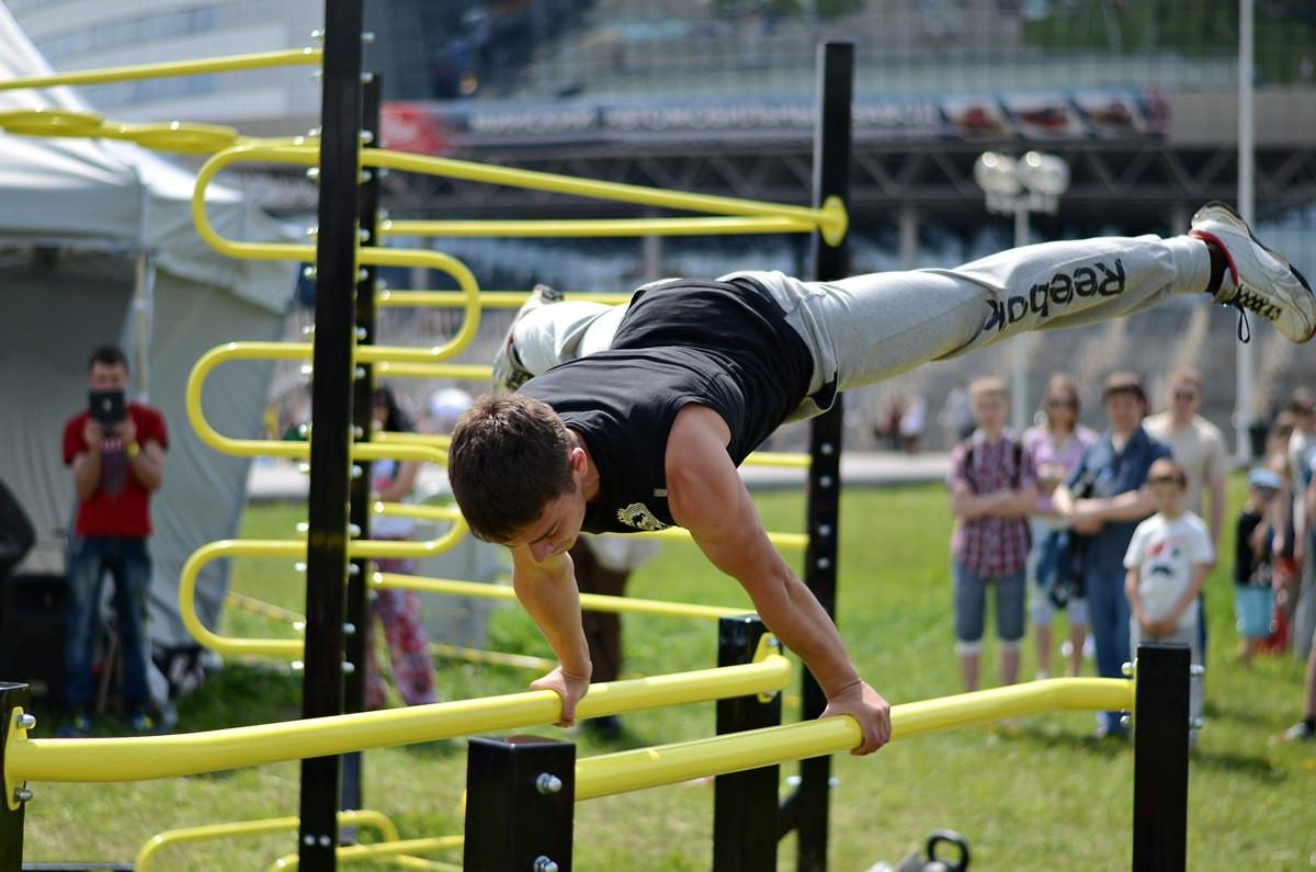 Студенческий совет приглашает на тренировки по Workout