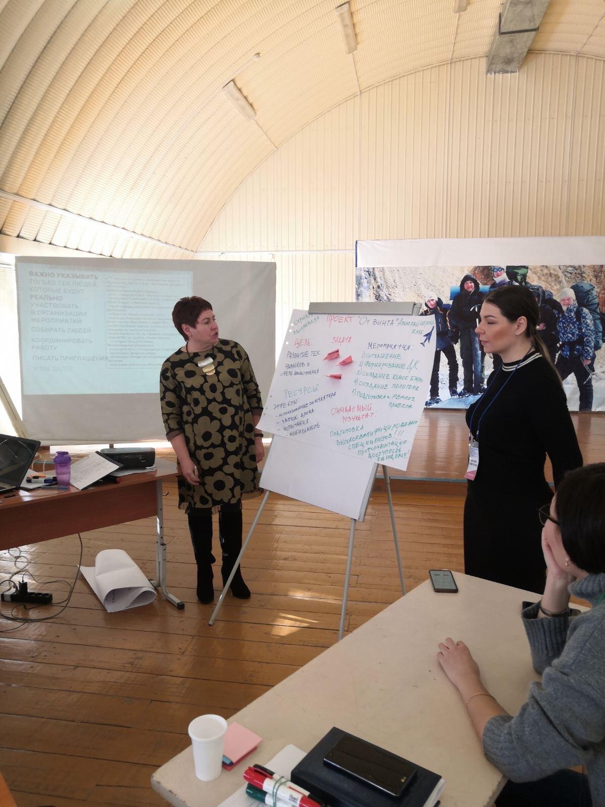 Стратегическая сессия профессиональных образовательных организаций Республики Бурятия (РАРОКО)