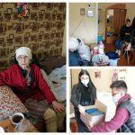 Как наши волонтеры помогают одиноким пожилым людям